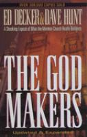 Cover image for The God makers