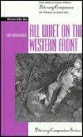 Cover image for Readings on All quiet on the western front