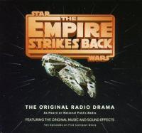 Imagen de portada para The empire strikes back the radio drama : Star Wars series