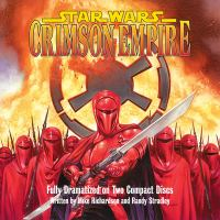 Cover image for Crimson empire Star Wars series