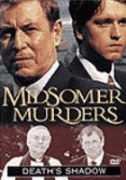 Imagen de portada para Midsomer murders Death's shadow