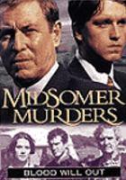 Imagen de portada para Midsomer murders Blood will out