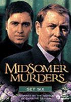 Imagen de portada para Midsomer murders. Set 06
