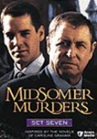 Cover image for Midsomer murders. Set 07