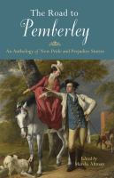 Cover image for The road to Pemberley : an anthology of new Pride and Prejudice stories