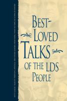 Cover image for Best-loved talks of the LDS people, 2002