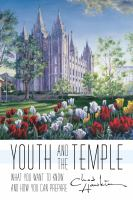 Cover image for Youth and the temple
