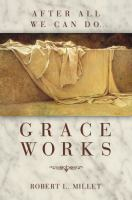 Cover image for Grace works