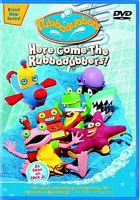 Cover image for Rubbadubbers. Here come the Rubbadubbers!