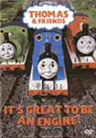 Cover image for Thomas & friends. It's great to be an engine!