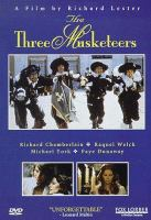 Cover image for The three musketeers