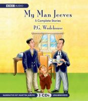 Cover image for My man Jeeves. bk. 1 Jeeves and Wooster series
