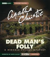 Cover image for Dead man's folly Hercule Poirot series
