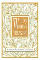 Imagen de portada para LDS women's treasury : insights and inspiration for today's woman.