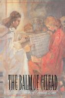 Cover image for The balm of Gilead : women's stories of finding peace.