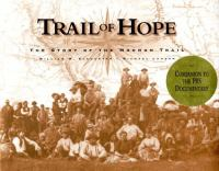 Cover image for Trail of hope : the story of the Mormon Trail