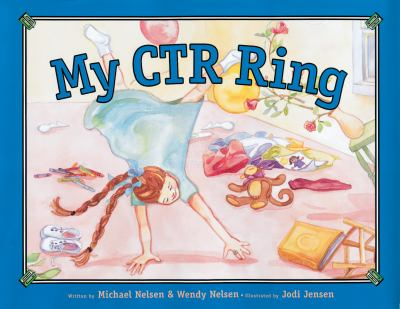 Cover image for My CTR ring