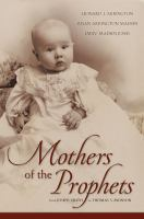 Cover image for Mothers of the Prophets