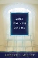 Cover image for More holiness give me