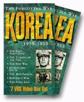 Cover image for Korea the forgotten war