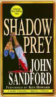 Cover image for Shadow prey, Book 2 Lucas Davenport series