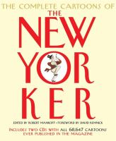 Cover image for The complete cartoons of the New Yorker (2004)