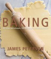 Cover image for Baking