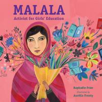 Imagen de portada para Malala : activist for girls' education