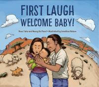 Cover image for First laugh : welcome, baby!