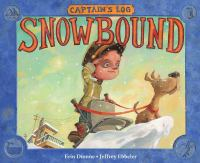 Cover image for Captain's log: snowbound