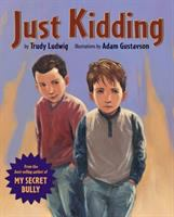 Cover image for Just kidding