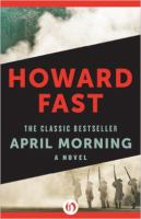 Cover image for April morning