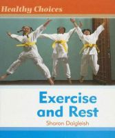 Cover image for Exercise and rest