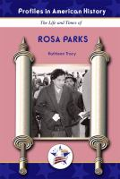 Cover image for The life and times of Rosa Parks