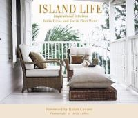 Cover image for Island life : inspirational interiors