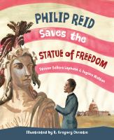 Cover image for Philip Reid saves the statue of freedom