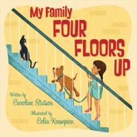 Cover image for My family four floors up