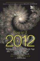 Cover image for Toward 2012 : perspectives on the next age
