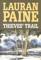 Cover image for Thieves' trail