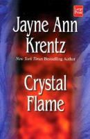 Cover image for Crystal flame