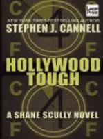 Cover image for Hollywood tough. bk. 3 : Shane Scully series