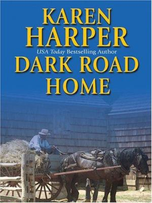 Cover image for Dark road home