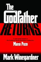 Cover image for The godfather returns The Godfather Series, Book 3.