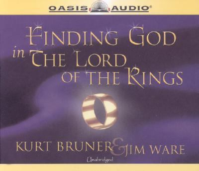 Imagen de portada para Finding God in The lord of the rings
