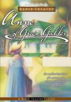 Cover image for Anne of Green Gables. bk. 1 [sound recording CD] : Anne Shirley series