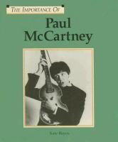 Cover image for Paul McCartney