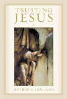 Cover image for Trusting Jesus