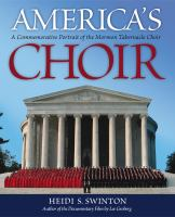 Cover image for America's choir