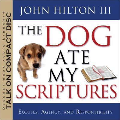 Cover image for The dog ate my scriptures