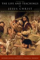 Cover image for The life and teachings of Jesus Christ. Volume 2 : from the transfiguration through the triumphal entry